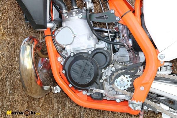 Dirt Track Madrid Curso KTM 250 SX IMG_8297