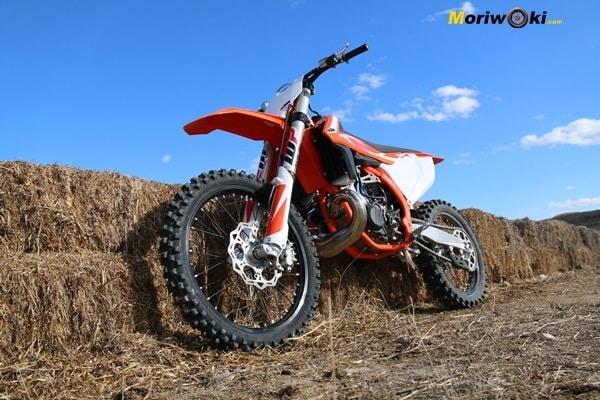 Dirt Track Madrid Curso KTM 250 SX IMG_8305