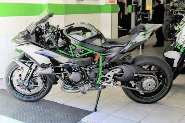 Kawasaki H2R en venta IMG_8463
