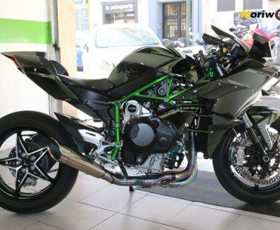 Kawasaki H2R en venta  IMG_8464