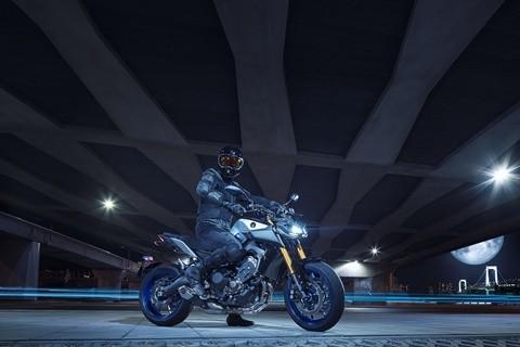Nuevas Yamaha MT-09 y MT-07 2.018 en Milán