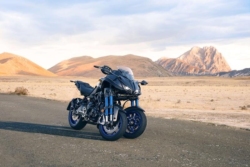 Precio y reservas de la Yamaha Niken