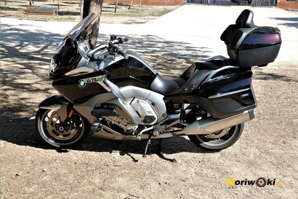 Las motos más cómodas y las más incómodas. BMW K1600GTL.
