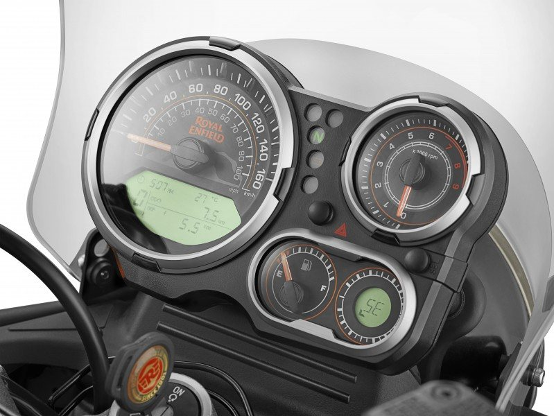 Royal Enfield Himalayan Instrument_Cluster
