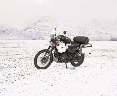 Royal Enfield Himalayan portada