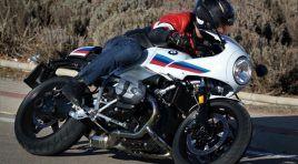 BMW R nine T Racer: El espíritu cafe racer alemán