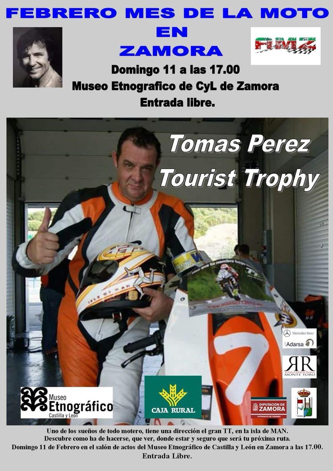 La Semana de la Asociación Motociclista Zamorana