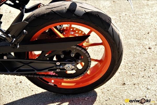 KTM 390 Duke Prueba a fondo IMG_7221