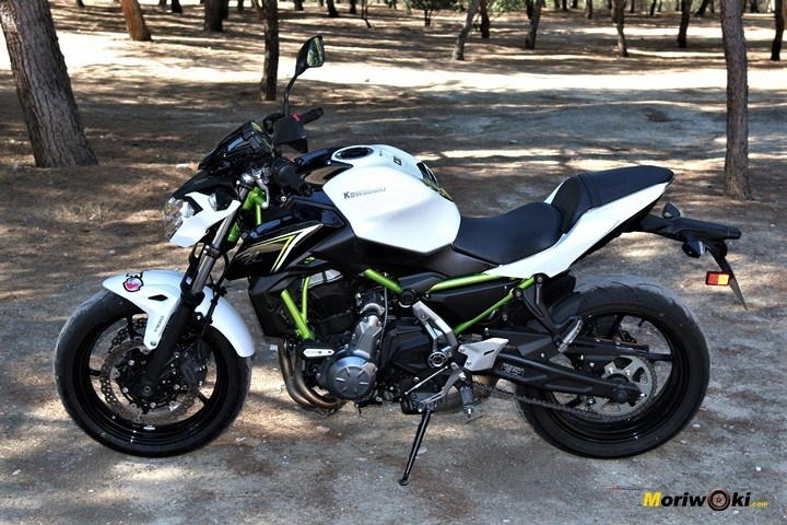 Kawasaki Z650-Ninja 650 100011111