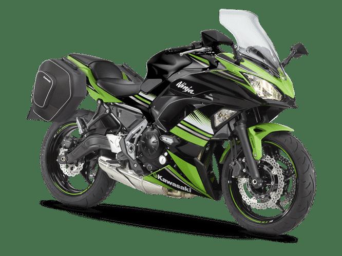 Kawasaki Z650-Ninja 650 tourer 5