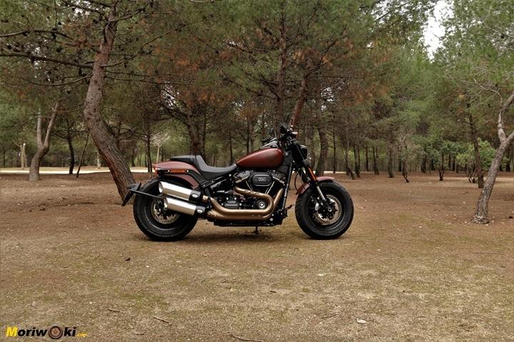 Harley Davidson Fat Bob 2017 5744