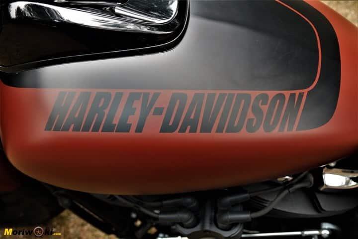 Harley Davidson Fat Bob 2017 2266