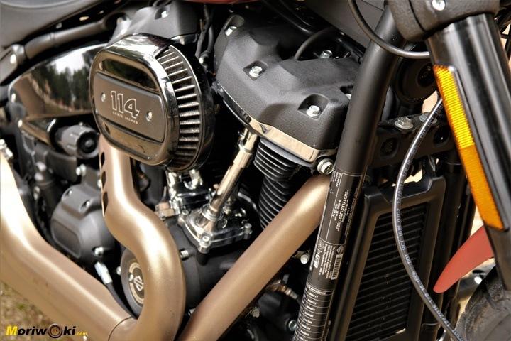 Harley Davidson Fat Bob 2017 2224