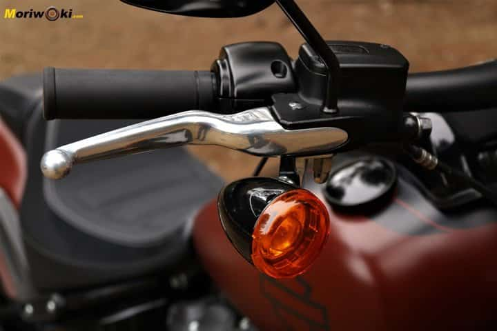 Harley Davidson Fat Bob 2017 5644