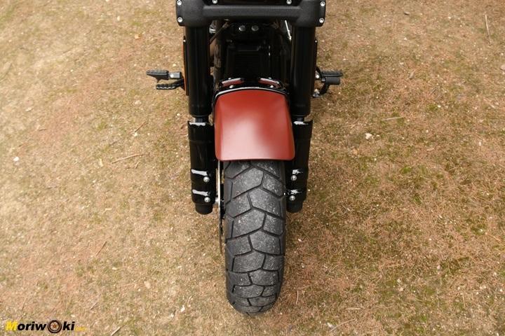 Harley Davidson Fat Bob 2017 57448