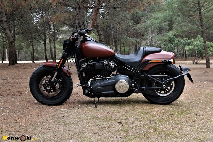 Harley Davidson Fat Bob 2017 22