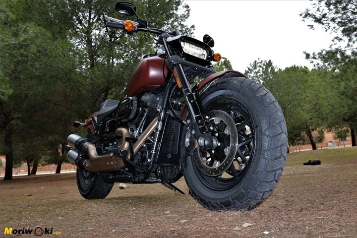 Harley Davidson Fat Bob 2017 2