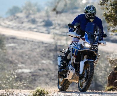 Honda AfricaTwin Adventure Sport AfricaTwin Adventure Sport off route 1