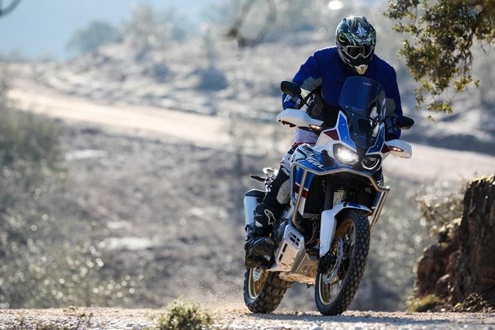 Vídeo de la nueva Honda CRF1000L Africa Twin Adventure Sport