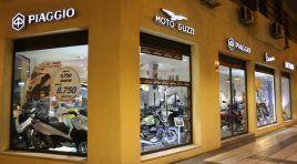 Nuevo concesionario Moto Guzzi en Madrid