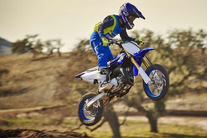 Yamaha anuncia su nueva YZ65
