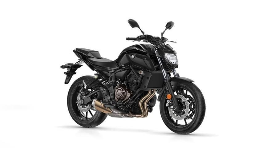Precios 2018 Yamaha MT07 3