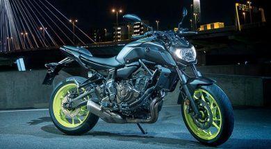 Precios 2018 Yamaha MT07 1 Precios 2018 Yamaha MT07 1