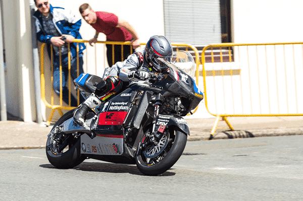 Antonio Maeso correrá en el MotoE europeo