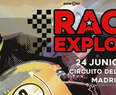 Cafe Racer Explosion 2018 anuncio RACER18JUNIOfacebook