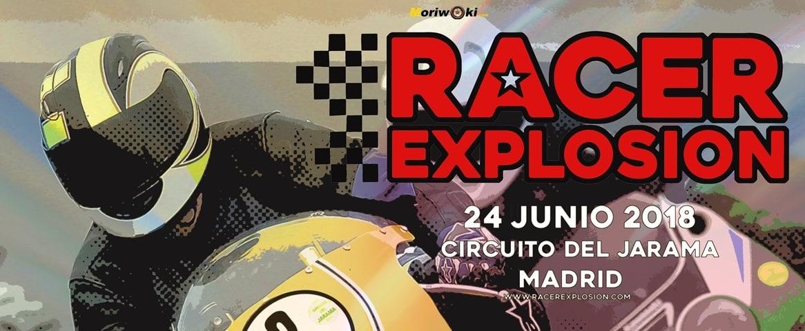 Ya está en marcha el Racer Explosion 2.018