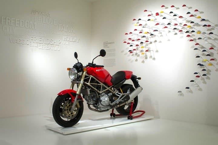 Eventos Ducati para celebrar el 25 Aniversario de su Monster