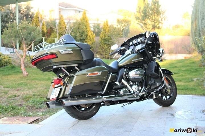 Harley Ultra limited planta
