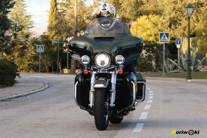 Harley Ultra limited viene
