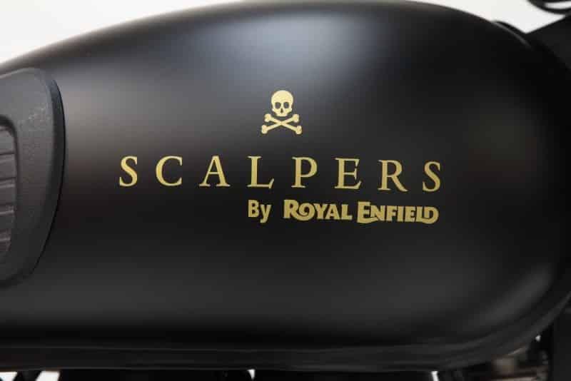 Royal Enfield y Scalpers más rebeldes que nunca