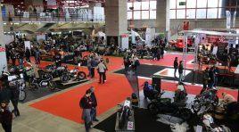 Moto Madrid 2.018: Otro año, a pesar de la lluvia, un éxito por el que felicitarse