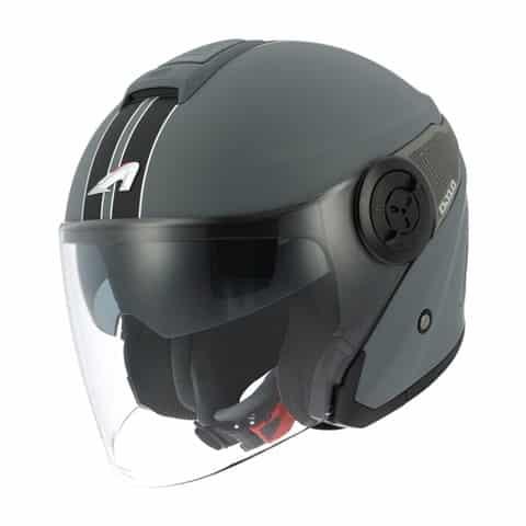 Casco-Astone-DJ10-2G negro