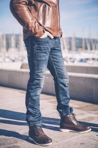 Jeans-moto-overlap hombre