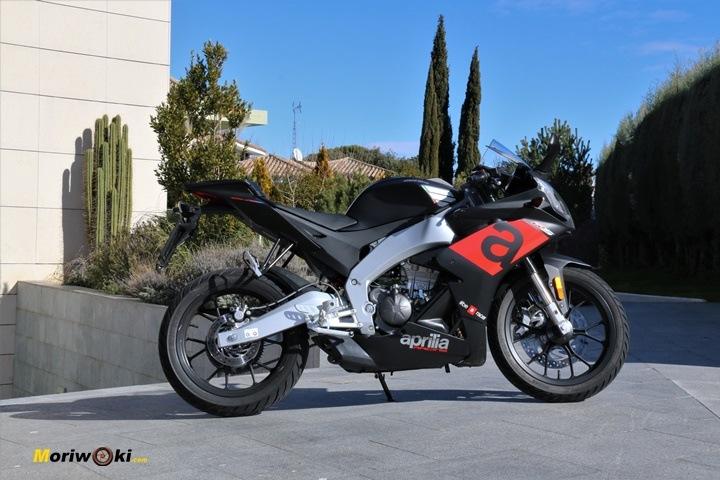 Las mejores motos de 125 2020. Entre ellas, la Aprilia RS 125.