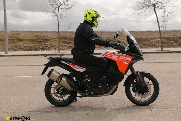 Prueba KTM 1290 Super Adventure S tt