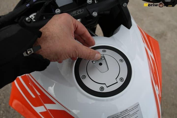Prueba KTM 1290 Super Adventure aut