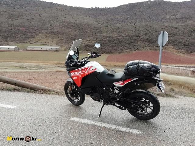 Prueba KTM 1290 Super Adventure fre