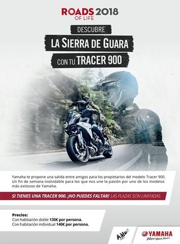 Roads of life Yamaha 2.018