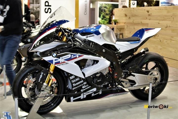 Vive la moto BMW HP4