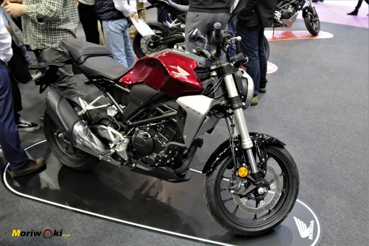 Vive la moto honda cb300r