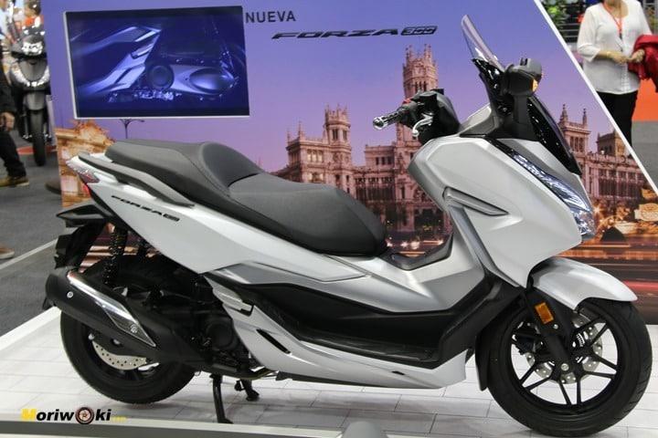 Vive la moto honda forza 300