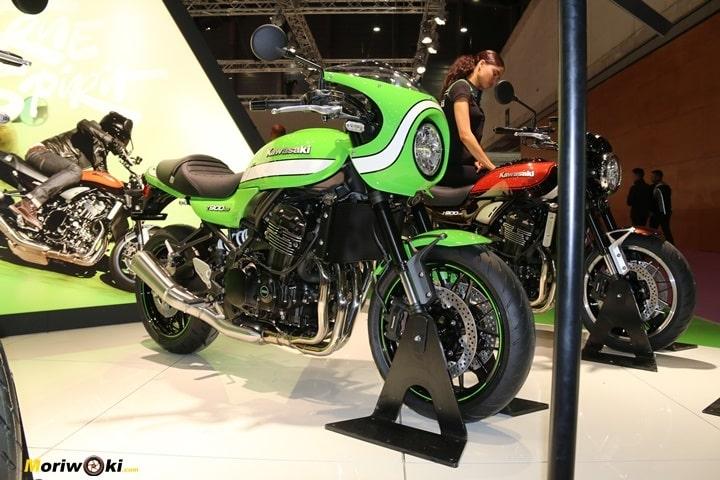 Vive la moto Kawasaki z