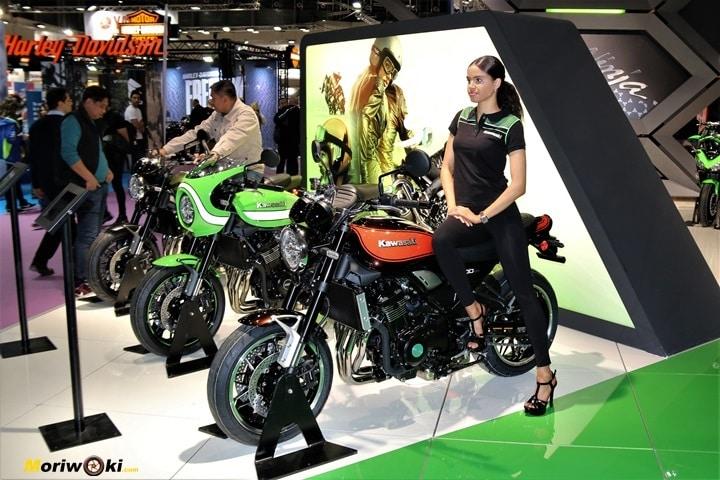 Vive la moto stand Kawa z