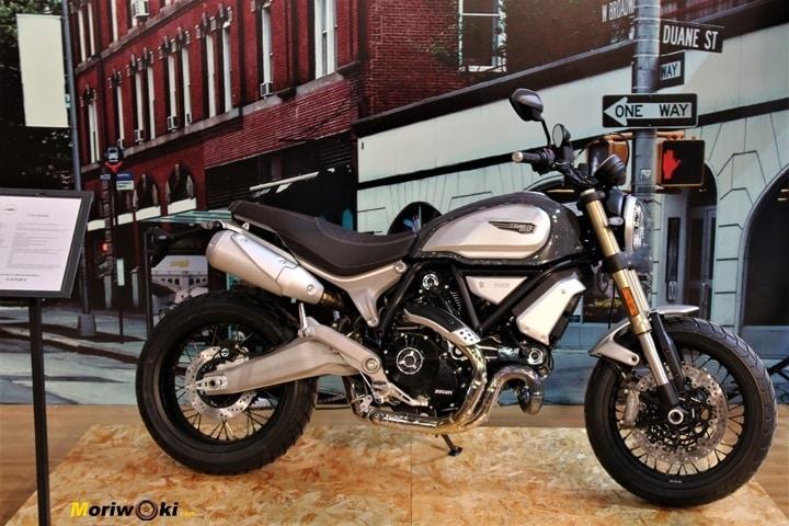 Vive la moto ducati sc 1100