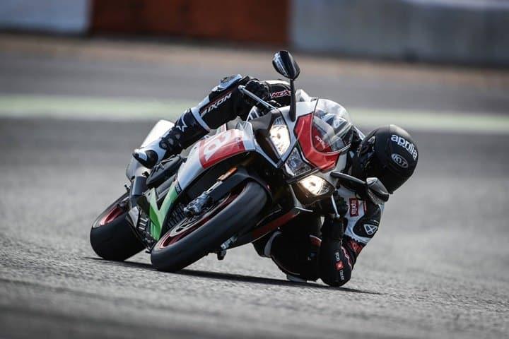 Aprilia Racer Days rsv4