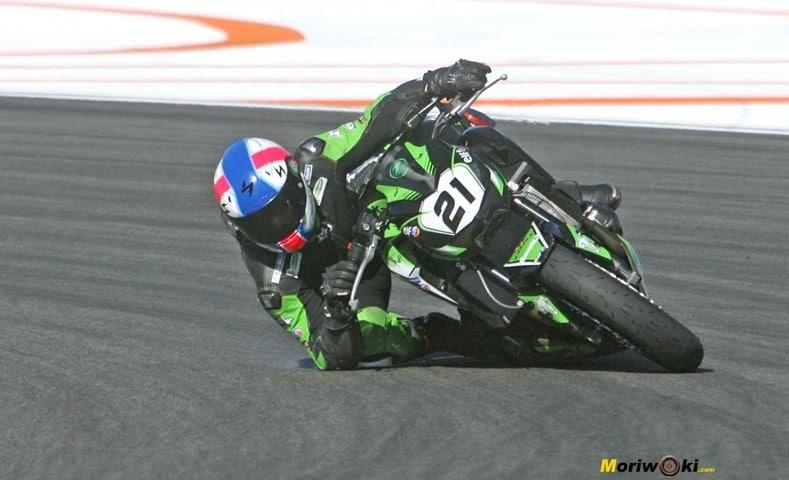 El VClub participará en la European Kawasaki Z.Cupb Sardá